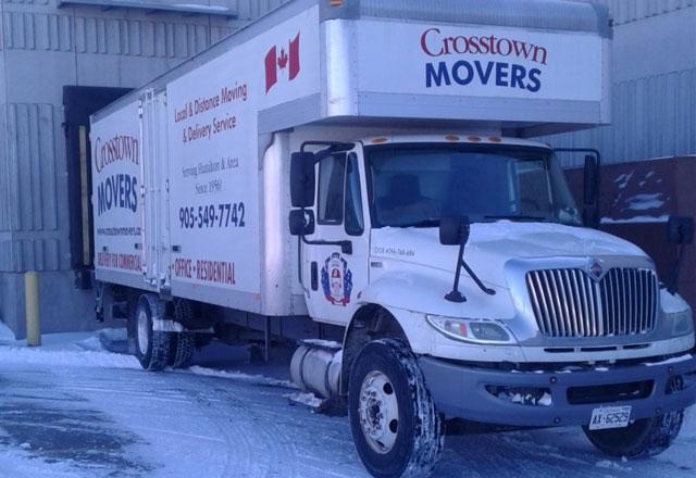Wondrous Crosstown Movers Hamilton Moving Company 905 549 7742 Download Free Architecture Designs Scobabritishbridgeorg